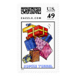 """""""Gifts"""" Postage Stamps"""