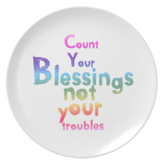 Gifts to lift your spirits and brighten your day plates