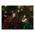 Gifts Under the Tree Christmas Holiday Presents Photo Print
