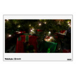 Gifts Under the Tree Christmas Holiday Presents Wall Sticker