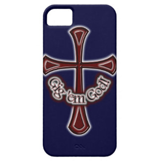 Gig 'em God! iPhone 5 case