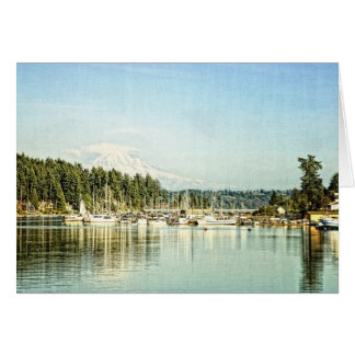 Gig Harbor Card