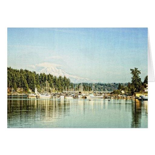 Gig Harbor Greeting Card