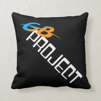 Gigabyte Project Throw Pillow