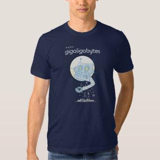 Gigaligabytes T-shirt