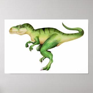 Giganotosaurus carolinii poster