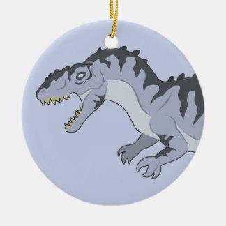 Giganotosaurus Ceramic Ornament