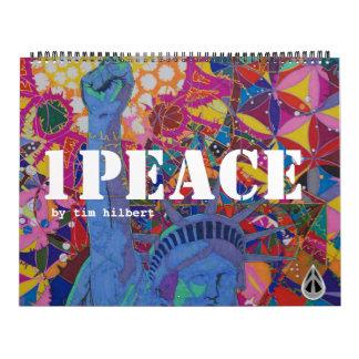 GIGANTE 1PEACE 24 meses CALANDAR (1/2011-12/2012) Calendario