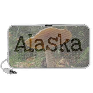 Gigante de la seta; Recuerdo de Alaska Portátil Altavoz