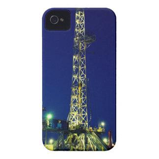 Gigante en la noche - caja del teléfono iPhone 4 protector