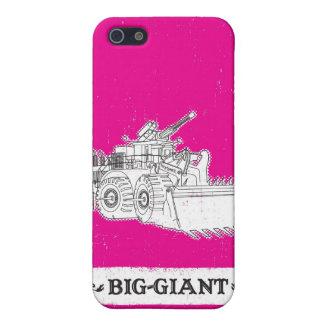 Gigante grande 2 iPhone 5 cárcasa