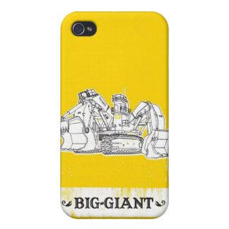 Gigante grande 3 iPhone 4 coberturas