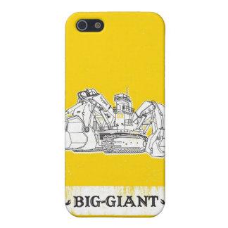 Gigante grande 3 iPhone 5 carcasas