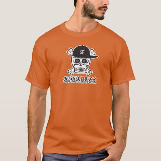 Gigantes Skull Cap T-Shirt