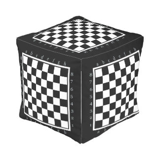 gigantic chess table outdoor pouf
