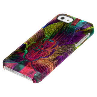 gigantic tropical blooms (C) Uncommon Permafrost® Deflector iPhone 5 Case