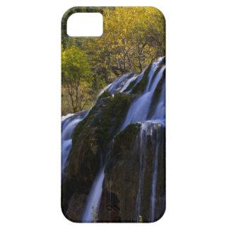 Gigantic Waterfall in a China Jiuzhaigou iPhone SE/5/5s Case