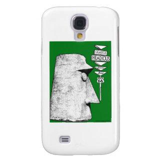 Giganticus Headicus Route 66 Antares road green Samsung S4 Case