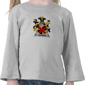 Giggins Family Crest T Shirt