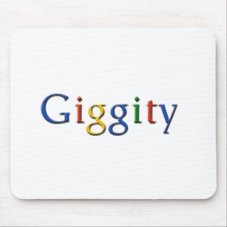 Giggity - estilo alfombrilla de ratones