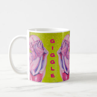 Giggle 2 coffee mug