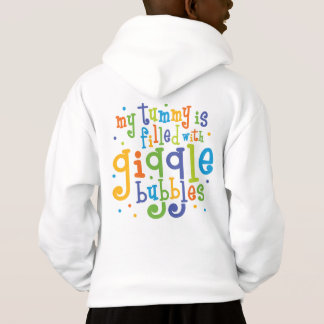 Giggle Bubbles Hoodie