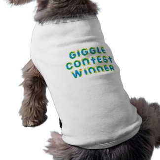 giggle contest more winner tee
