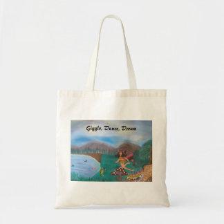 Giggle, Dance, Dream Tote Tote Bag