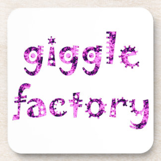 giggle factory coasters