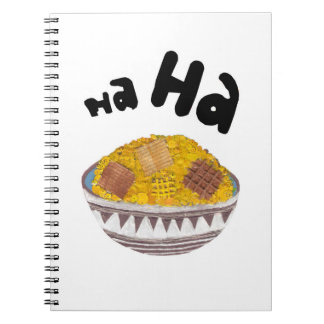 Giggle Flakes Notebook