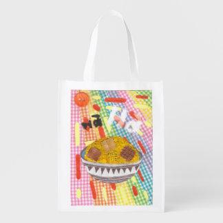 Giggle Flakes Reusable Bag