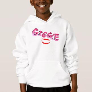 giggle hoodie