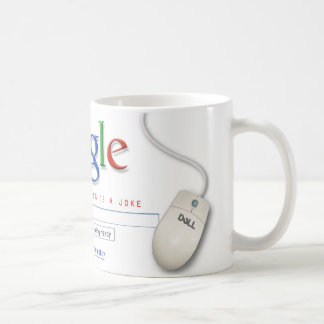 Giggle Search Coffee Mug