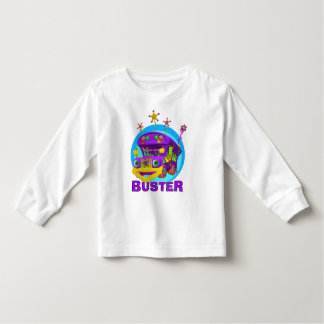 GiggleBellies Buster the Bus Tshirt