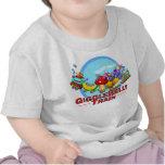GiggleBellies el tren de GiggleBellie Camisetas