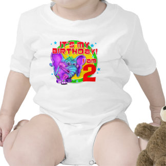 "¡""GiggleBellies"" es mi cumpleaños! Camisetas"
