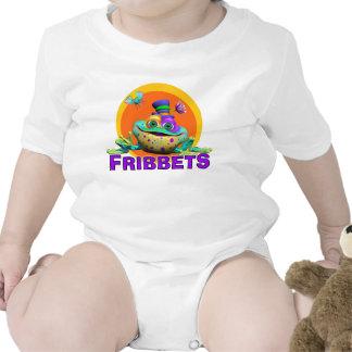 GiggleBellies Fribbets la rana Traje De Bebé