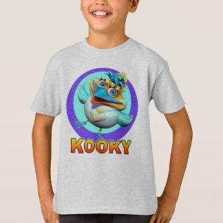 GiggleBellies Kooky Bird T-Shirt