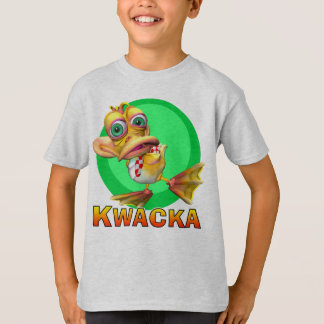 GiggleBellies Kwacka the Duck T-Shirt