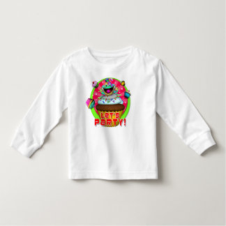 GiggleBellies  Let's Party! Toddler T-shirt