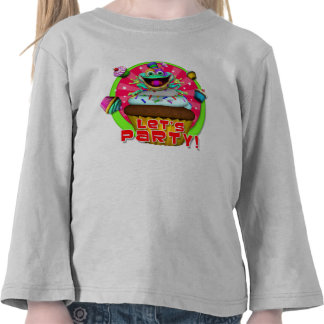 GiggleBellies  Let's Party! Tshirts