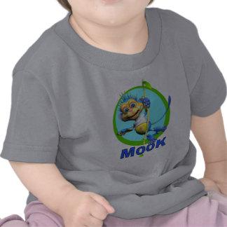 GiggleBellies Mook el mono Camisetas