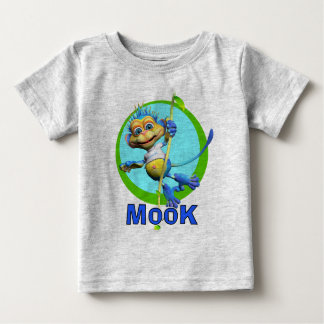 GiggleBellies Mook the Monkey Baby T-Shirt