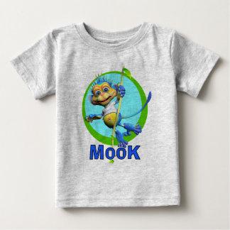 GiggleBellies Mook the Monkey Baby T-Shirt