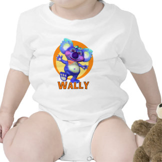 GiggleBellies Wally la koala Camisetas