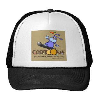 giggleBunny on Cartoosh snowboard Hats