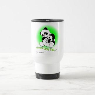 gigglePanda for Mother's Day Travel Mug