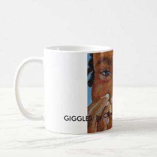 GIGGLES COFFEE MUG