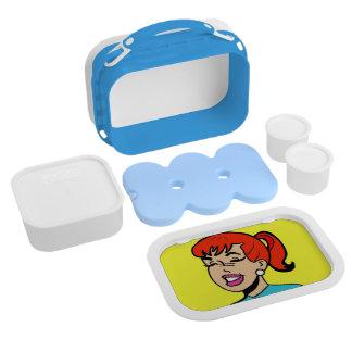 Giggles Comic Strip Lunchbox