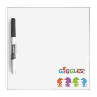 GIGGLES - DRY ERASE BOARD